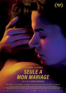 Official film poster Seule a mon mariage