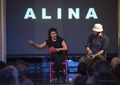 Alina Serban - I Declare at My Own Risk London