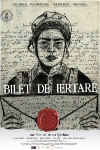 Bilet de iertare - scurtmetraj Alina Serban